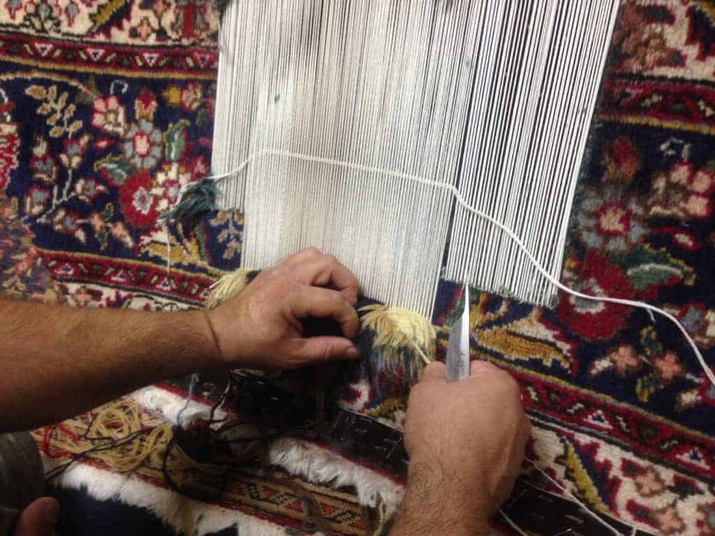 Rug Cleaning Business & Repair