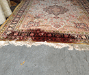 rug repairm stain removal